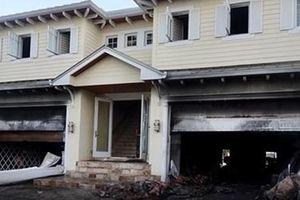 Cháy garage, 'bộ sưu tập' siêu xe biến thành tro chỉ sau một đêm