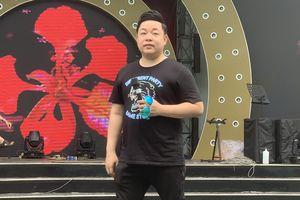 Quang Lê, Phương Mỹ Chi miệt mài tập luyện cho 'Hát trên quê hương 7'