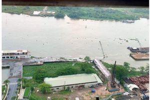 Thông tin chính thức sự cố sập cầu tàu Ba Son hơn 130 tuổi ở TP.HCM