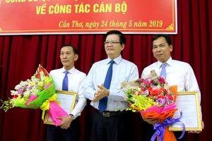 Thứ trưởng Bộ KH&ĐT được chỉ định làm Phó bí thư Thành ủy Cần Thơ