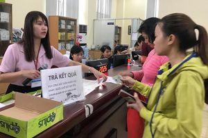 Hà Nội giữ vững vị trí thứ 2 về Chỉ số cải cách hành chính