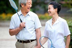 Chế độ luyện tập cho người cao tuổi bị đái tháo đường