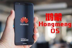 Hệ điều hành Hongmeng của Huawei có đủ sức thay thế Android?