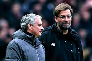 HLV Mourinho lo Klopp thành 'vua về nhì' ở Champions League