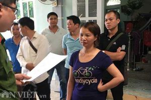 Khởi tố, bắt tạm giam mẹ của nữ sinh giao gà bị sát hại ở Điện Biên