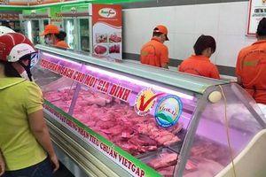 Sagrifood cam kết cung cấp 100% thịt heo sạch
