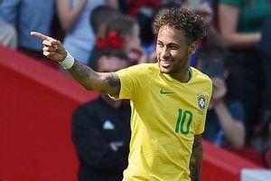 Brazil mừng đón Neymar, Paris SG thì càng lộ rõ bất ổn