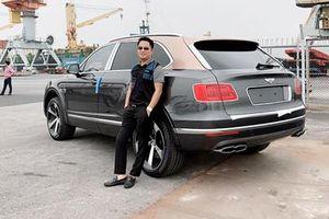 Đại gia Sài Gòn 'đập thùng' xe sang Bentley Bentayga V8