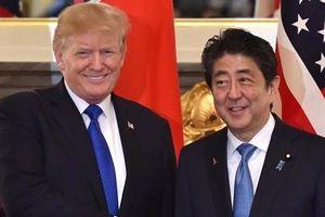 Tổng thống Mỹ Donald Trump bắt đầu chuyến thăm tới Nhật Bản