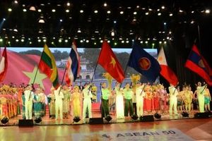 Liên hoan âm nhạc ASEAN - 2019