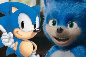 Sonic dời lịch chiếu 3 tháng vì bị chê tơi tả