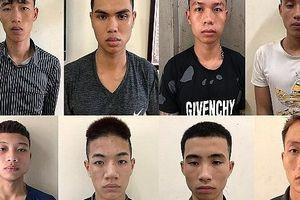 Triệt phá nhóm cướp táo tợn chuyên gây án trên Đại lộ Thăng Long