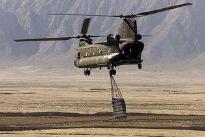 Trực thăng Mỹ gặp sự cố, toàn bộ nhân viên quân sự may mắt thoát chết