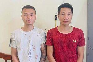 Thanh Hóa: Trấn áp hai tên côn đồ tấn công cảnh sát hình sự