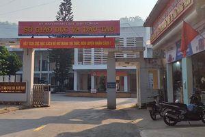 Lời xin lỗi của trưởng phòng và câu trả lời bất ngờ của Giám đốc Sở Giáo dục Sơn La