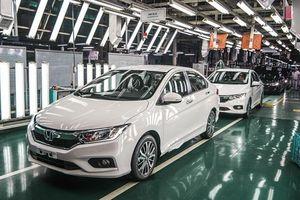 Năm 2019 doanh số bán ô tô của Honda Việt Nam tăng kỷ lục