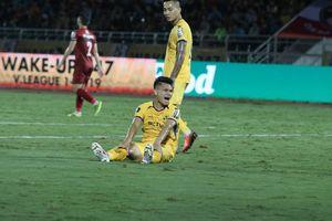 HLV Đức Thắng vẫn khen ngợi học trò sau trận thua CLB TP Hồ Chí Minh