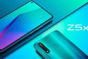 Vivo Z5x ra mắt: Snapdragon 710, 3 camera sau, pin 5.000mAh, giá từ 202 USD