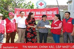 Hỗ trợ 50 triệu đồng làm nhà tình nghĩa cho cựu binh ở Nghi Xuân