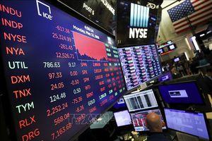Chỉ số Dow Jones ghi nhận tuần giảm thứ năm liên tiếp