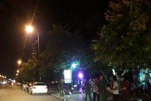 Công an Thanh Hóa thông tin vụ Cảnh sát bị đâm khi tước súng côn đồ bắn dân