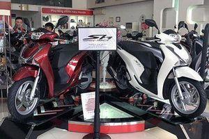 Honda chiếm 76,8% sản lượng xe máy tại Việt Nam