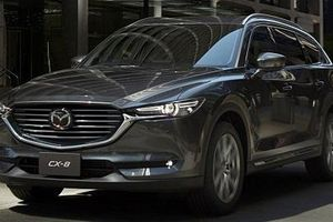 Khách hàng Việt sẽ có cơ hội mua SUV Mazda CX-8 giá rẻ, lắp ráp nội địa