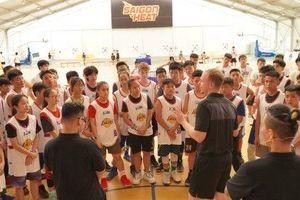 Hội trại tuyển chọn tài năng bóng rổ trẻ Jr. NBA 2019 trở lại Việt Nam