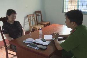 Đắk Lắk: Bắt người phụ nữ cất giấu ma túy trong áo ngực
