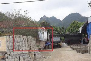 Quỳ Hợp (Nghệ An): Xưởng đóng gạch táp lô 'hành' dân