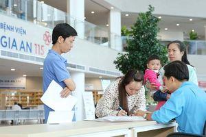 Bệnh viện Gia An 115 khám và tư vấn miễn phí cho công nhân có hoàn cảnh khó khăn