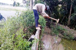 Hàng chục hộ dân 'kêu cứu' vì bị bít lối đi: Doanh nghiệp đã tự nguyện tháo dỡ tường rào