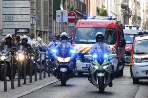 Cảnh sát Pháp điều tra vụ nổ tại Lyon khiến 13 người bị thương
