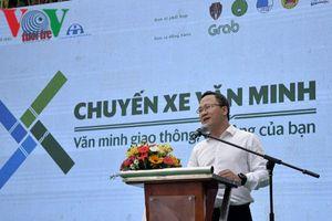 Ủy ban ATGT Quốc gia phát động chiến dịch 'Chuyến xe văn minh'