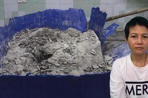Phi tang 2 thi thể trong thùng bê tông: Nghi can ngoan cố tuyệt thực, dọa công an đụng vào người sẽ bị quả báo