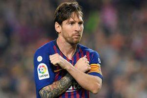 Barcelona vs Valencia: Messi đặt mục tiêu giành cúp