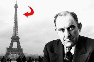 'Siêu lừa' hai lần mang tháp Eiffel ra bán sắt vụn