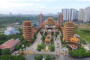 Tịnh xá vừa xác lập 4 kỷ lục Việt Nam
