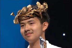 10X chuyên Nguyễn Huệ càng chơi càng hay ở cuộc thi tuần Olympia