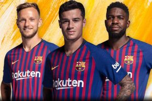 Barca thay máu đội hình, 9 cầu thủ sẽ rời Nou Camp hè này