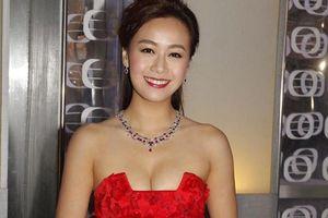 Á hậu Hong Kong xin phá sản sau tai tiếng clip ngoại tình