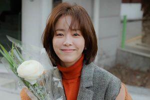 Tạo hình như thiếu nữ ở tuổi U40 của kiều nữ Hàn trong phim mới