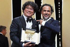 Phim 'Parasite' của Hàn Quốc giành giải Cành cọ Vàng tại LHP Cannes 2019