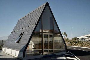 Chỉ hơn 700 triệu đồng, ngôi nhà hoàn thành trong 6 tiếng