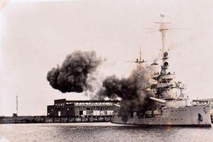 Rùng mình phát pháo khơi mào Chiến tranh Thế giới thứ 2