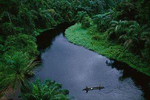 Con sông nào sâu nhất thế giới nơi có loài thủy quái bí ẩn