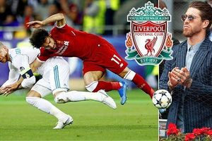 Sergio Ramos cuốn gói khỏi Real, gia nhập Liverpool