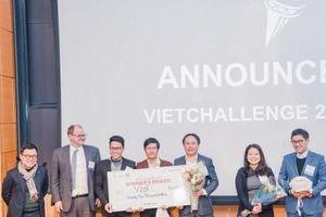 19 startups lọt vào bán kết cuộc thị khởi nghiệp toàn cầu VietChallenge