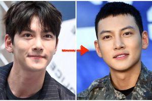 Trai đẹp Ji Chang Wook bật mí tăng tới 11kg, mặt tròn xoe khi ở trong quân ngũ