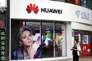 Doanh số smartphone Huawei tăng vọt 130% tại Trung Quốc
